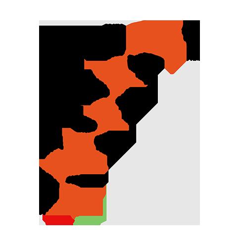 NX32 mapa del recorrido