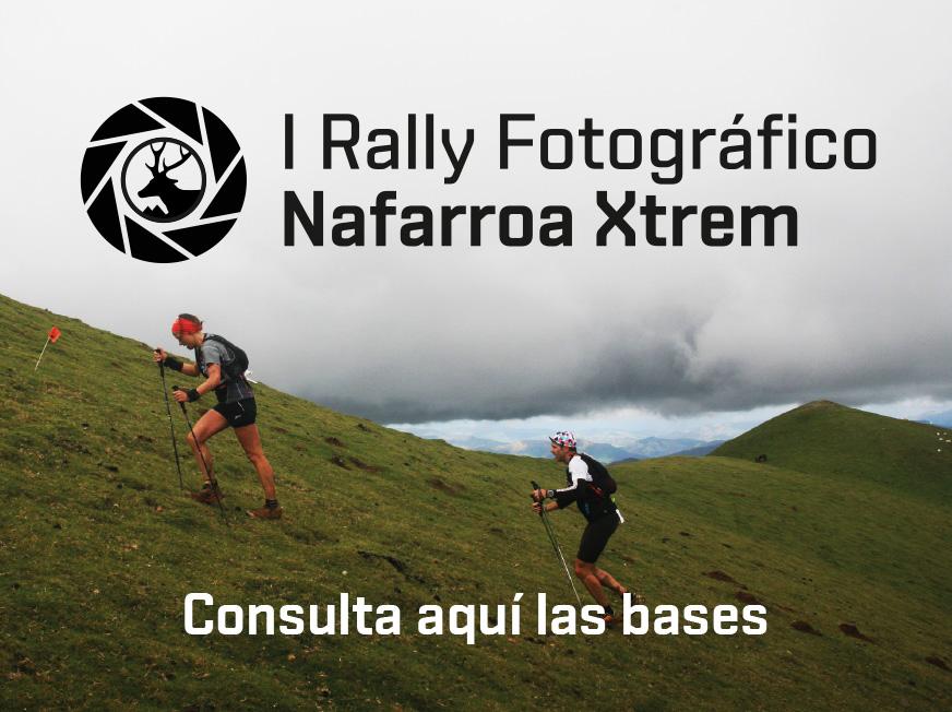 I Rally Fotográfico Nafarroa Xtrem 2018